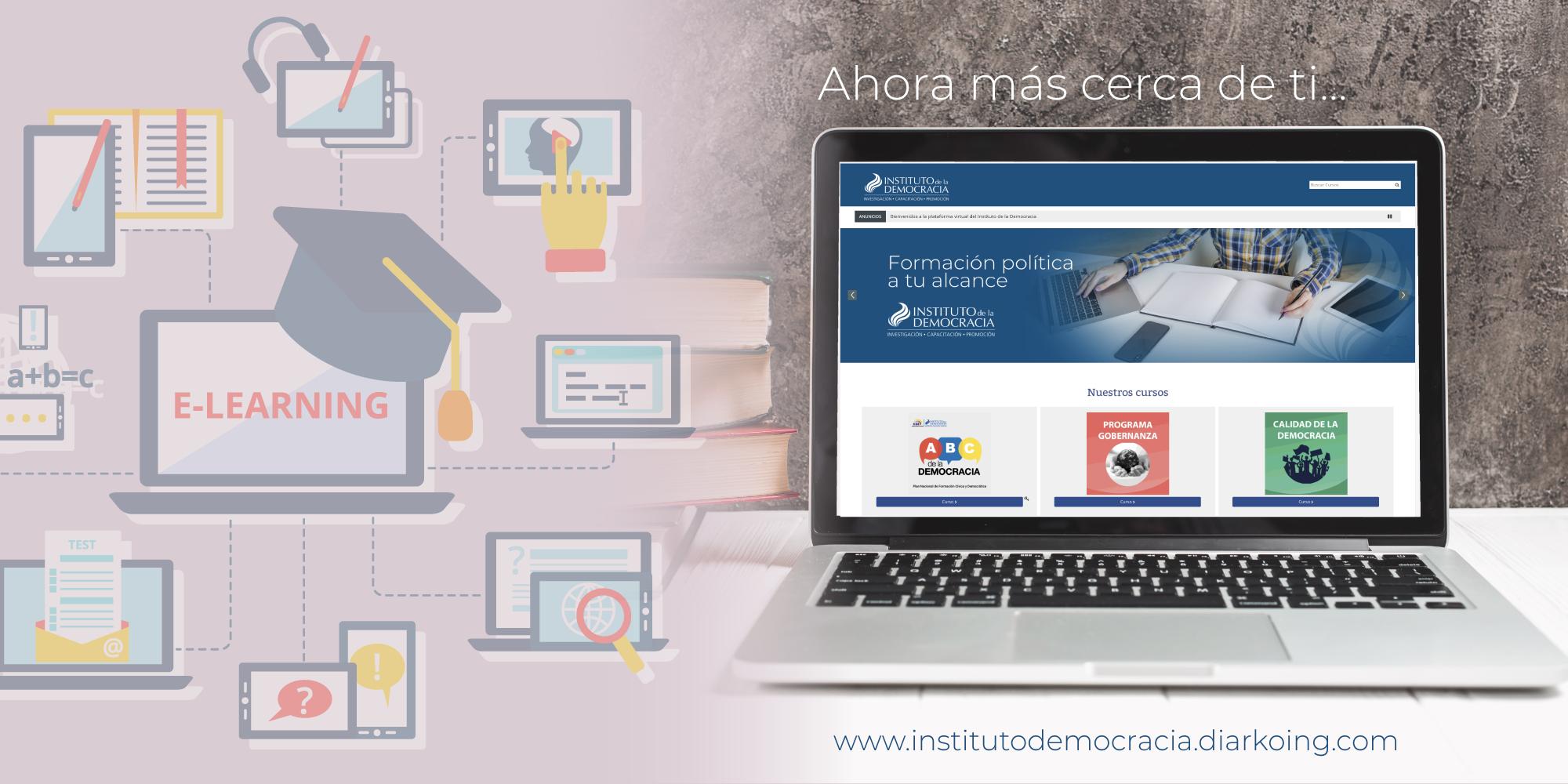 Banner educación virtual