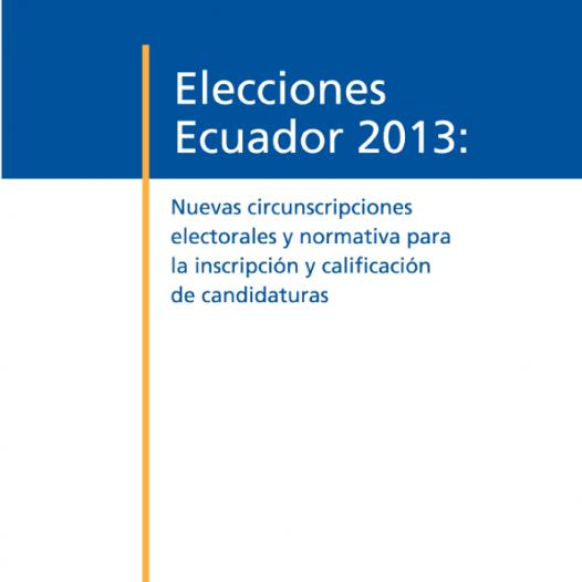 Nuevas Circunscripciones electorales