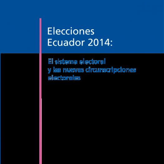El sistema electoral y las nuevas circunscripciones