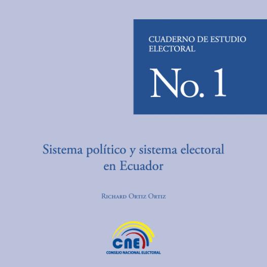 Sistema político y sistema electoral en Ecuador