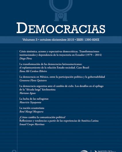 Revista Democracias 3