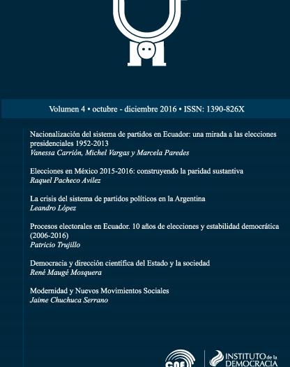 Revista Democracias 4