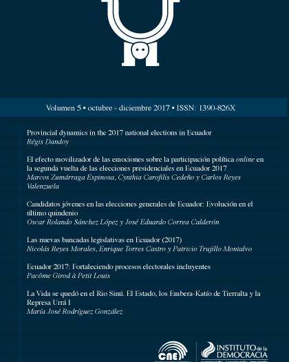 Revista Democracias 5