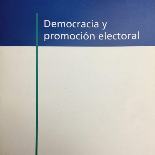 Democracia y promoción electoral