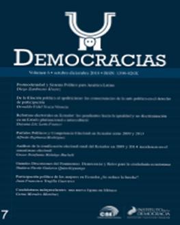 Revista Democracias 7